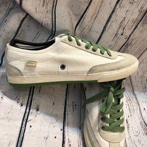 Simple Shoes - 90's Simple Tennis Shoes Sneakers Hemp Lace 10
